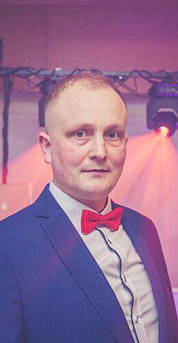 """Dj """"BALUŚ"""" <br> Przemysław Balicki<br><a class='profile-number' href=""""callto:+48 503-956-872"""">+48 503-956-872</a>"""